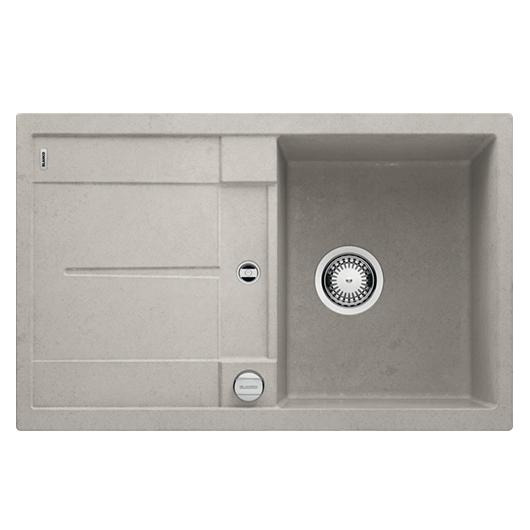Мойка кухонная Blanco Metra 45 S 525311 (бетон, 780х500 мм)