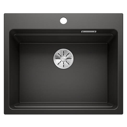 Мойка кухонная Blanco Etagon 6 525890 (черный, 600х510 мм)