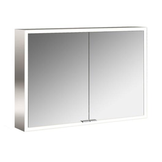 Зеркальный шкаф с подсветкой Asis Prime 9497 060 83 (949706083) (1000х700х152 мм)