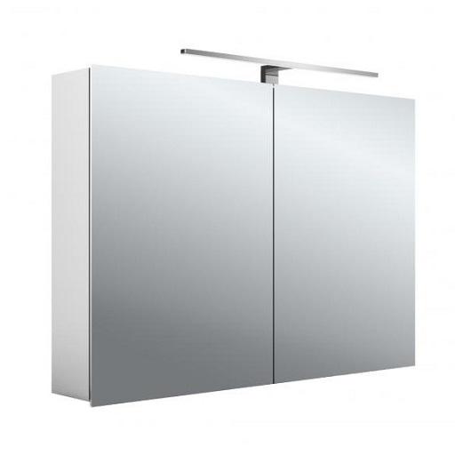 Зеркальный шкаф с подсветкой Asis Mee 9498 050 52 (949805052) (1000х746х153 мм)