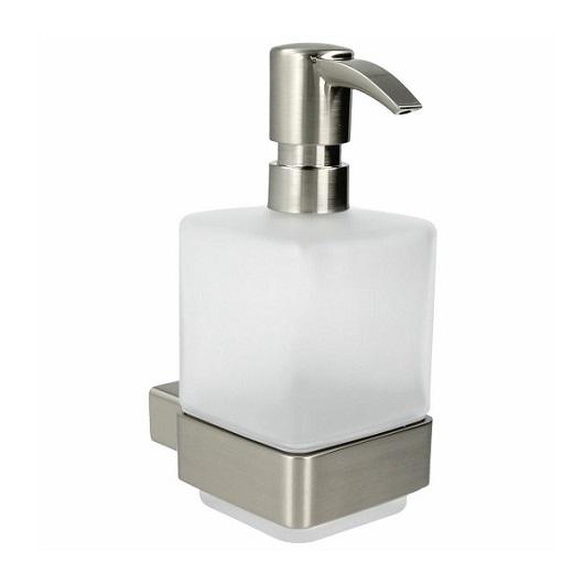 Дозатор жидкого мыла настенный Emco Loft 0521 016 01 (052101601) нержавеющая сталь