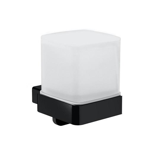 Дозатор жидкого мыла настенный Emco Loft 0521 133 03 (052113303) черный
