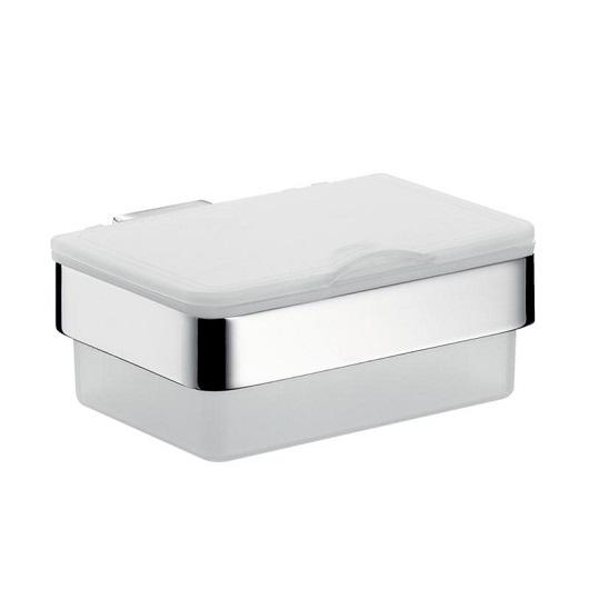 Контейнер для салфеток настенный Emco Loft 0539 001 01 (053900101)