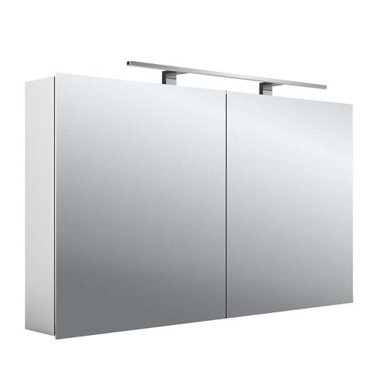 Зеркальный шкаф с подсветкой Asis Mee 9498 050 53 (949805053) (1200х746х153 мм)