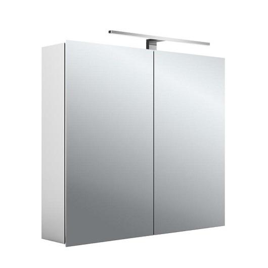 Зеркальный шкаф с подсветкой Asis Mee 9498 050 51 (949805051) (800х746х153 мм)