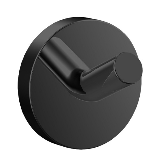 Крючок Emco Round 4375 133 00 (437513300) черный