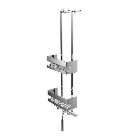 Корзинка двойная навесная Emco System 2 3545 001 27 (354500127) со стеклоочистителем