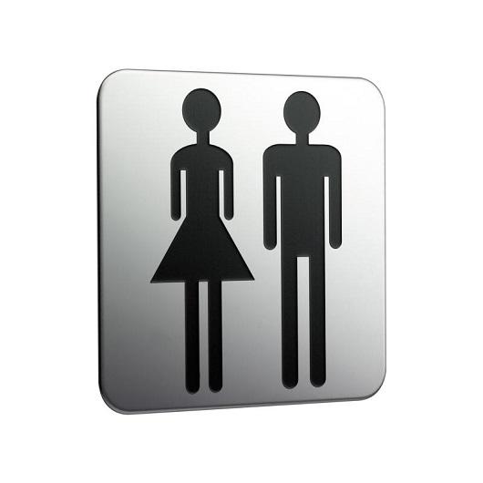 Табличка на дверь Emco System 2
