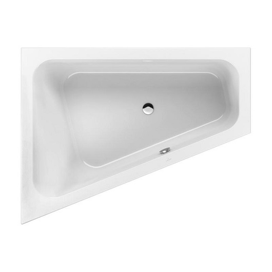 Ванна акриловая Villeroy & Boch Loop & Friends 170х135 UBA175LFS9LIV-01 (белый Alpin)