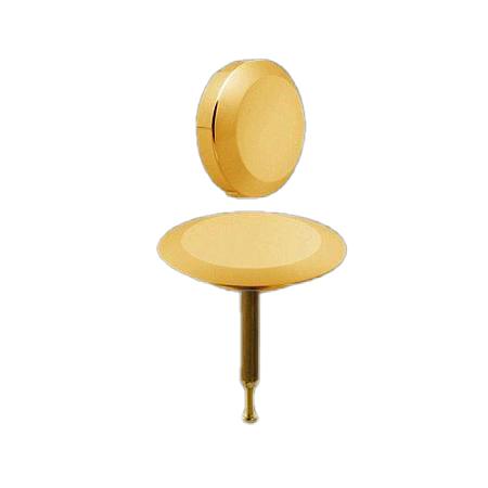 Поворотная ручка и крышка сливного отверстия  Geberit 150.221.45.1 (золото)