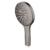 Ручной душ Grohe Rainshower 130 SmartActive 26574A00 (9,5 л/мин, темный графит, глянец)