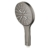 Ручной душ Grohe Rainshower 130 SmartActive 26574AL0 (9,5 л/мин, темный графит, матовый)