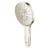 Ручной душ Grohe Rainshower 130 SmartActive 26574BE0 (9,5 л/мин, никель глянец)
