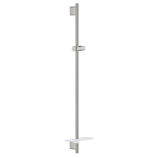 Душевая штанга Grohe Rainshower SmartActive 26603DC0 (supersteel, 900 мм)