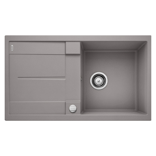 Мойка кухонная Blanco Metra 5 S 513036 (алюметаллик, 860х500 мм)