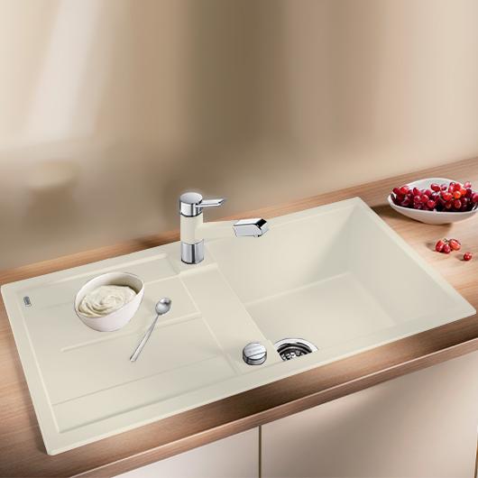 Мойка кухонная Blanco Metra 5 S 513038 (жасмин, 860х500 мм)
