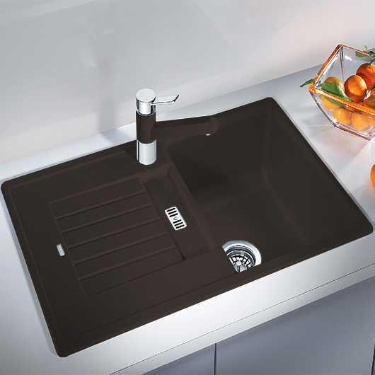 Мойка кухонная Blanco Zia 45 S 515070 (кофе, 780х500 мм)