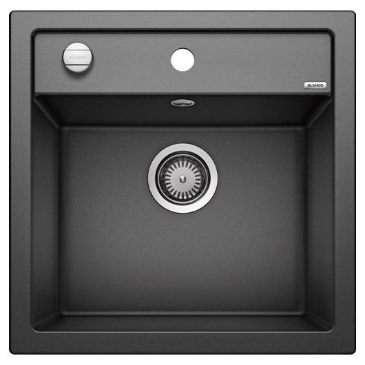 Мойка кухонная Blanco Dalago 5 518521 (антрацит, 515х510 мм)