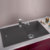 Мойка кухонная Blanco Zia 5 S 520512 (темная скала, 860х500 мм)