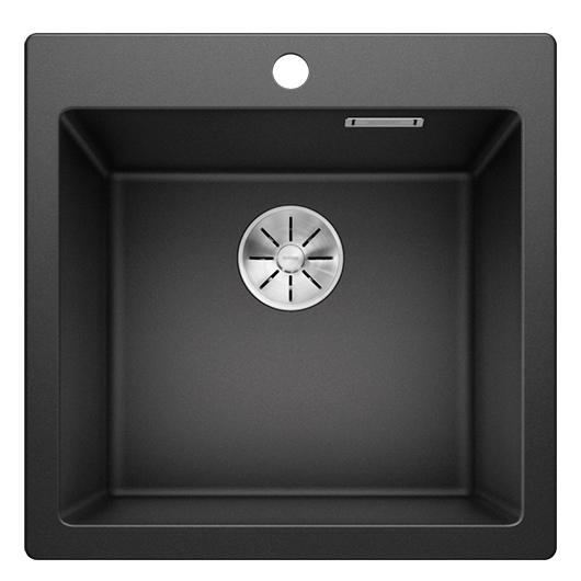 Мойка кухонная Blanco Pleon 5 521504 (антрацит, 515х510 мм)