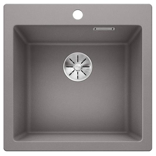 Мойка кухонная Blanco Pleon 5 521670 (алюметаллик, 515х510 мм)