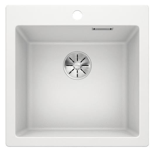 Мойка кухонная Blanco Pleon 5 521672 (белый, 515х510 мм)