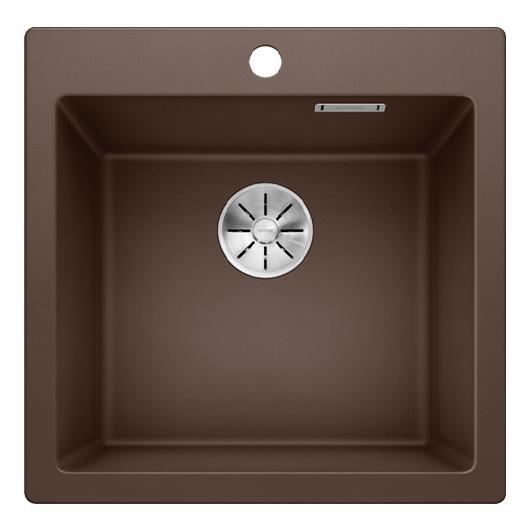 Мойка кухонная Blanco Pleon 5 521677 (кофе, 515х510 мм)
