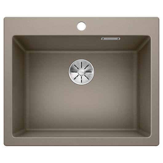 Мойка кухонная Blanco Pleon 6 521686 (серый беж, 615х510 мм)