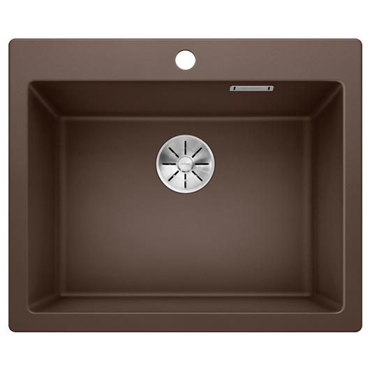 Мойка кухонная Blanco Pleon 6 521688 (кофе, 615х510 мм)