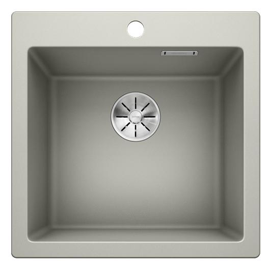 Мойка кухонная Blanco Pleon 5 521671 (жемчужный, 515х510 мм)