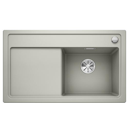 Мойка кухонная Blanco Zenar 45 S 523712 (жемчужный, чаша справа, 860х510 мм)