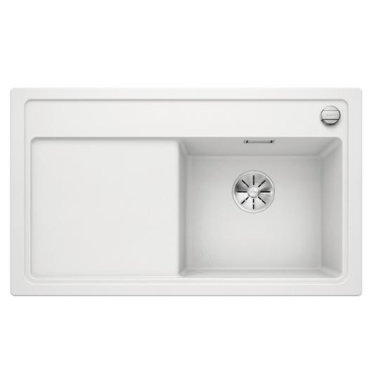 Мойка кухонная Blanco Zenar 45 S 523713 (белый, чаша справа, 860х510 мм)