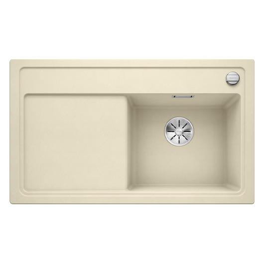 Мойка кухонная Blanco Zenar 45 S 523714 (жасмин, чаша справа, 860х510 мм)
