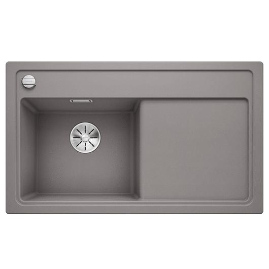 Мойка кухонная Blanco Zenar 45 S 523808 (алюметаллик, чаша слева, 860х510 мм)