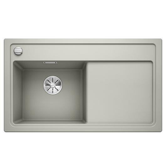 Мойка кухонная Blanco Zenar 45 S 523809 (жемчужный, чаша слева, 860х510 мм)