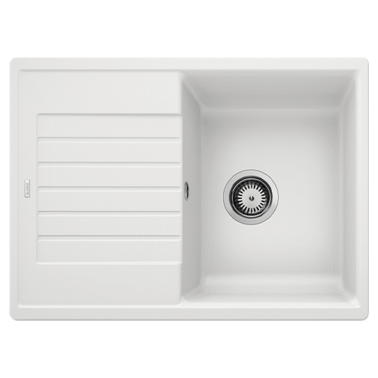 Мойка кухонная Blanco Zia 45 S Compact 524725 (белый, 680х500 мм)