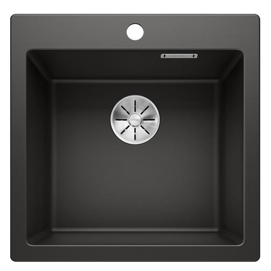 Мойка кухонная Blanco Pleon 5 525951 (черный, 515х510 мм)