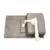 Мойка кухонная Blanco Zia 45 S 517416 (серый беж, 780х500 мм)