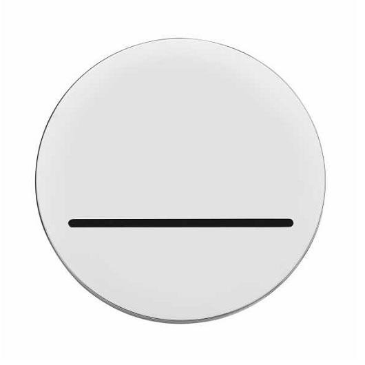 Каскадный излив Bossini Olé Round E86911 CR (хром глянцевый)
