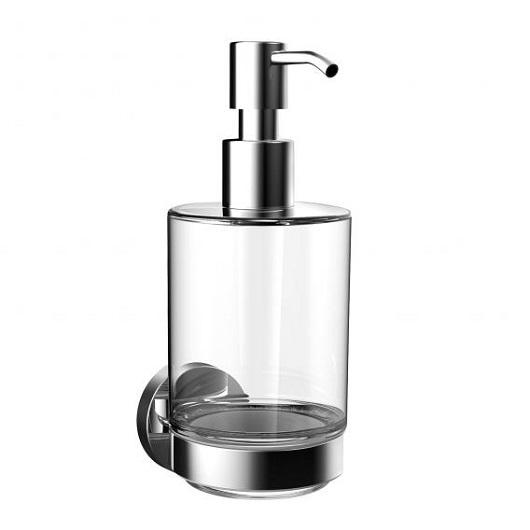Дозатор жидкого мыла настенный Emco Round 4321 001 00 (432100100)
