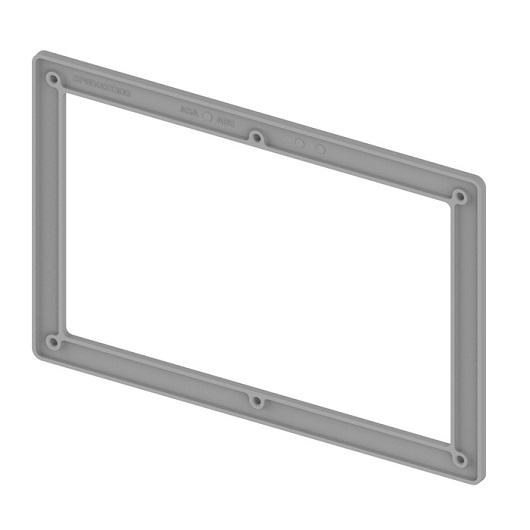 Дистанционная рамка TECE TECEsolid 9240441 (серый)