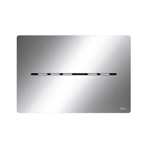 Электронная панель смыва TECE TECEsolid 9240461 (хром глянцевый) питание от батареи 6 В