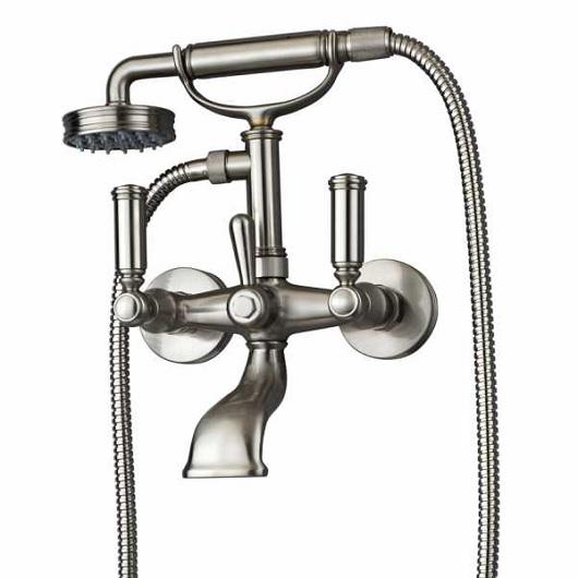 Смеситель для ванны Bossini Liberty Z001103 CR (хром глянцевый)