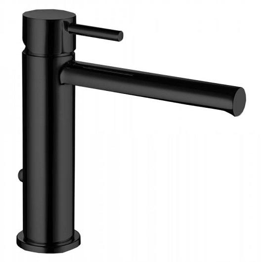 Смеситель для раковины Bossini Oki Z005301 Black Matt (черный матовый)