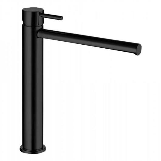 Смеситель для раковины Bossini Oki Z005303 Black Matt (черный матовый)