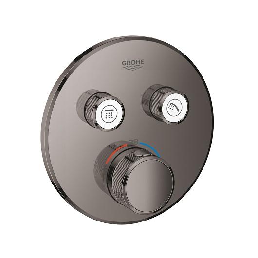 Термостат Grohe Grohtherm SmartControl 29119A00 (темный графит, глянец)