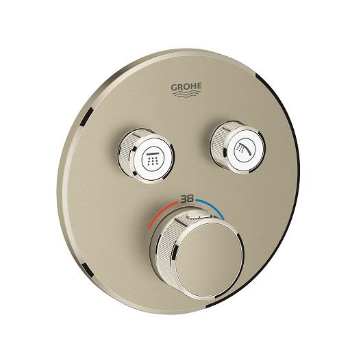 Термостат Grohe Grohtherm SmartControl 29119EN0 (матовый никель)