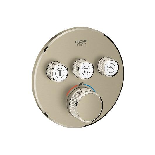 Термостат Grohe Grohtherm SmartControl 29121EN0 (матовый никель)