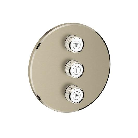Вентиль для душа Grohe Grohtherm SmartControl 29122EN0 (матовый никель)