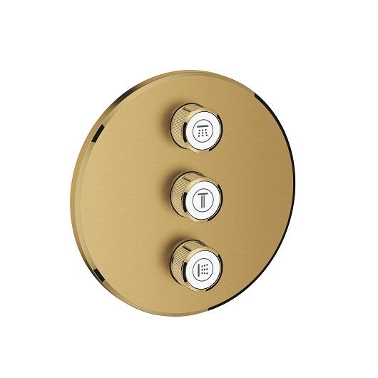 Вентиль для душа Grohe Grohtherm SmartControl 29122GN0 (холодный рассвет, матовый)
